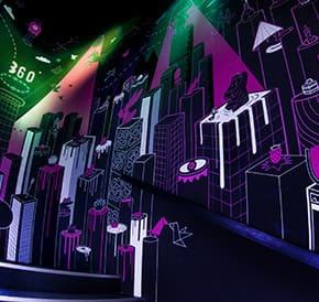 Mural 360 Barceló Hotel