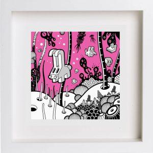 lamina ingravidos rosa