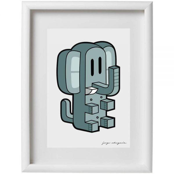 Lamina Elefante