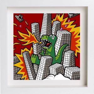 lamina-dinozor