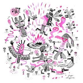 danza ilustración